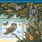 Fauna Of Hungary - Owls
