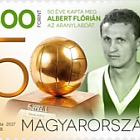 Florian Albert Won the Ballon D'Or 50 Years Ago