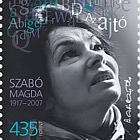 Magda Szabo was Born 100 Years Ago