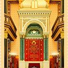 Synagogues In Hungary V - (Gyor Synagogue Stamp)