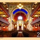 Synagogues In Hungary V - (Pecs Synagogue Stamp)