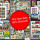 Spring Offer - 70's Year Set Collection at 50% Discount!*