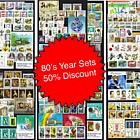 Spring Offer - 80's Year Set Collection at 50% Discount!*