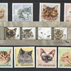 Thematic Stamp Set - Cats