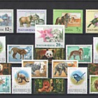 Thematic Stamp Set - Zoo
