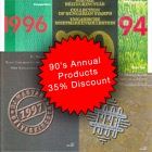 Spring Offer - 90's Annual Products Collection at 35% Discount!*