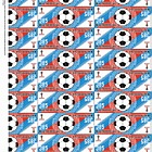 2018 FIFA World Cup - (Sheet of 50 Stamps)