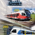 150 Years of Hungarian State Railways