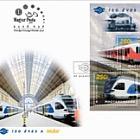150 Years of Hungarian State Railways