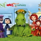 Fairy Tale Characters - SUSU The Dragon