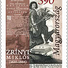 Miklos Zrinyi was Born 400 Years Ago