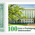 100 Years of the Postal Directorate in Debrecen