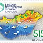 Der ungarische Wetterdienst 150 Jahre Alt