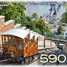 The Buda Castle Funicular Is 150 Years Old
