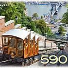 La Funicolare Del Castello Di Buda Ha 150 Anni