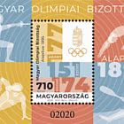125 Years Of The Hungarian Olympic Committee