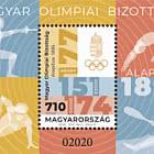 125 Anni Del Comitato Olimpico Ungherese
