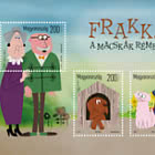 Cartoon And Fairy Tale Characters II - Frakk, The Terror Of Cats