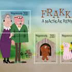 Personaggi Dei Cartoni Animati E Delle Fiabe II - Frakk, Il Terrore Dei Gatti
