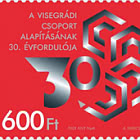 30 ° Anniversario Della Formazione Del Gruppo Visegrád