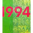 Special offer - 30% discount 1994 Yearbook