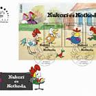 Cartoon Characters III - Kukori And Kotkoda