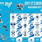 The 20th Maccabiah - (My Own Stamp Sheet)