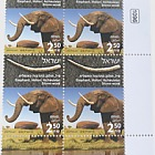 Archeozoology in Eretz Israel - (Tab Block) - Elephant
