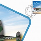 ATM Label 2019 - Supermarine Spitfire IX - FDC 2.50
