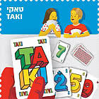 Israeli Board Games - TAKI