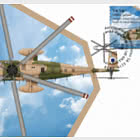 ATM Label - Aerospatiale Super Frelon SA 321K