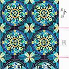 Festivals 2020 - Modern Jewish Art Mandalas - Remembrances - Tab Block