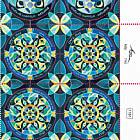 Festivals 2020 - Modern Jewish Art Mandalas - Remembrances - Plate Block