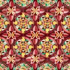 Festivals 2020 - Modern Jewish Art Mandalas - Kingship - Sheet