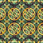 Festivals 2020 - Modern Jewish Art Mandalas - Shofars - Sheet
