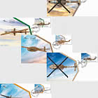 Helicopters in the Israel Air Force - Set of 9 FDC