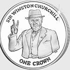 Sir Winston Churchill Crown