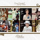 Pomp & Circumstance The Reign of HM Queen Elizabeth II Self-Adhesive Stamp Pane