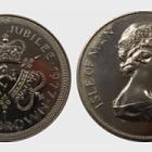 1977 Silver Jubilee Crown (IOM)