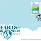The Hearts of Ellan Vannin Europa First Day Cover