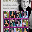 Diana, Princess of Wales, A Postal Tribute