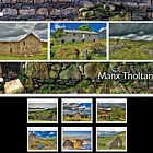Manx Tholtans by Ray Kelly