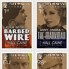 The Film Adaptations of Hall Caine - (Set Mint)