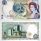 Isle of Man £5 Banknote (Mint)