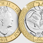SOLD OUT Harry & Meghan Royal Wedding Coin