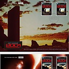 2001 - A Space Odyssey - (A Special 3 Cover Collection)
