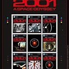 2001 - A Space Odyssey - (Commemorative Sheetlet)