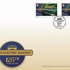 Manx Electric Railway 125th Anniversary - (FDC Europa)