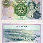 Isle of Man £50 Banknote (Mint)
