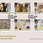 Los Monumentos conmemorativos de ANZAC de Rayner Hoff